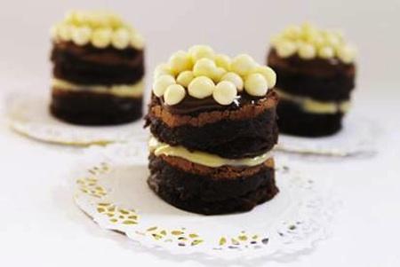 Brownie para casamento