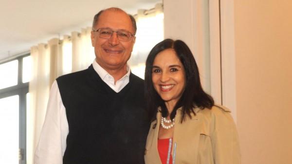 geraldo alckmin e sua esposa