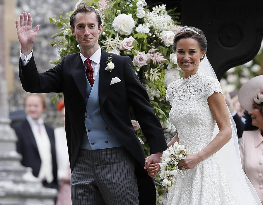 Casamento de Pippa Middleton e James Matthews8
