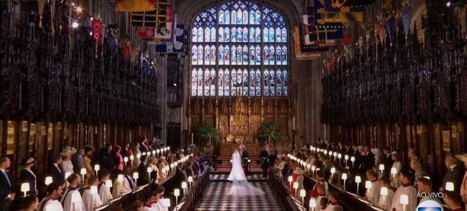 Casamento príncipe Harry e Srta Meghan Markle